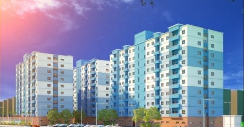 Dự án nhà ở xã hội Sun Home Đà Nẵng