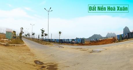 Nóng! SunGroup đang thi công đường 10m5 duy nhất tại khu đầm Sen.