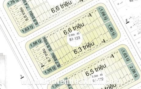 Mở bán KĐT Nguyễn Tri Phương – B1.122 – B1.123 – B1.124