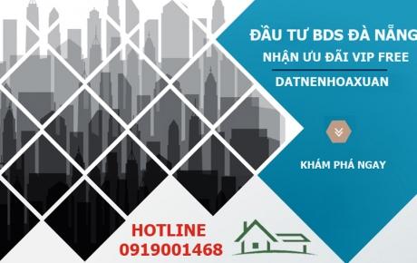 Thị trường đất nền sinh thái phía Nam Đà Nẵng tăng nhiệt!!!
