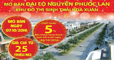 Yếu tố nào giúp đất nền Nguyễn Phước Lan tăng giá gấp 3 lần chỉ sau 3 năm mở bán?