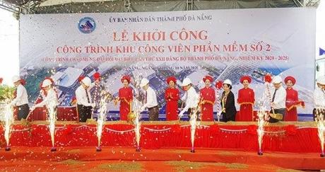 Đà Nẵng: Sáng nay (10/10) khởi công Công viên Phần mềm 704 tỉ đồng