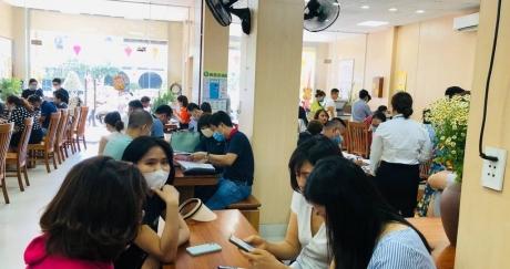 Dạo qua 1 vòng các phòng công chứng Đà Nẵng ngày cuối tuần.