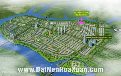 Mở bán 20 lô biệt thự cuối cùng Nam Cầu Nguyễn Tri Phương chỉ từ 1 Tỷ 242