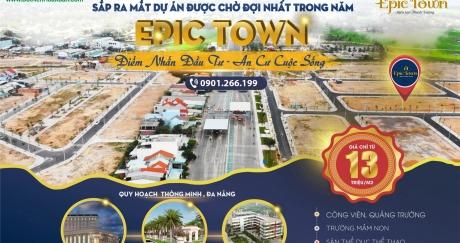 Sắp mở bán dự án Epic Town Điện Thắng
