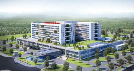 UBND TP.Đà Nẵng đã phê duyệt dự án phức hợp Bệnh viện quốc tế chất lượng cao.