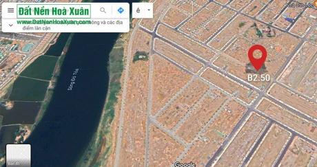 Cận cảnh thi công - hoàn thiện con đường cuối cùng tại dự án Nam Hoà Xuân.