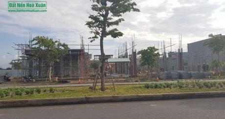 Shophouse Nguyễn Phước Lan cứ ngỡ thi công từ từ mà lại nhanh thần tốc.