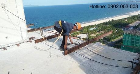 PGT Group tăng tốc tiến độ thi công dự án Premier Sky Residence – Căn hộ view biển Đà Nẵng.