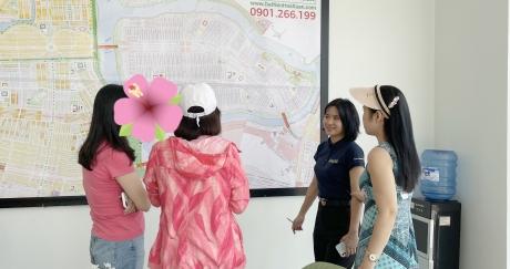 Nhà đầu tư Hà Nội - sáng xem dự án chiều chọn được lô