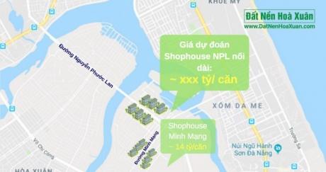 Khu phố đẹp như mơ Nguyễn Phước Lan nối dài sẽ có giá bao nhiêu? hãy tham khảo cách dự đoán của sàn Đất Nền Hoà Xuân!