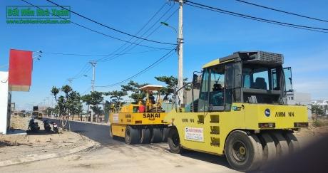 Khám phá ngay tiến độ thi công mới nhất của dự án Hoà Xuân, tháng 07/2019.