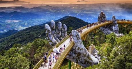 Cây cầu duy nhất tại Đà Nẵng không bắt qua sông, lọt vào danh sách đẹp nhất thế giới.