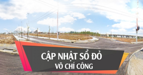 Quá tuyệt! Sổ đỏ VCC đã về cho cư dân Võ Chí Công ngày 25.2.2021