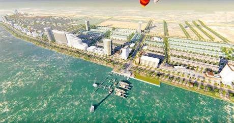 Giới thiệu về khu đô thị Vịnh An Hòa City- Núi Thành - Quảng Nam
