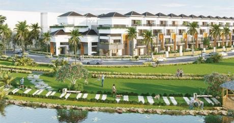 Tập đoàn Sun Group sắp mở bán nhà phố mặt tiền sông Cổ Cò, tiên phong mở đầu xu hướng du lịch ven sông.