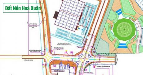 Thật tuyệt: Đà Nẵng đề xuất 7,5 tỉ đồng cải tạo cụm nút giao thông phía Bắc cầu Hòa Xuân.