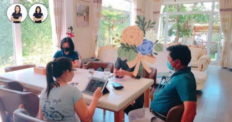 Để tiền ngân hàng không còn hấp dẫn, rút chuyển qua mua mảnh biệt thự đẹp tại Nam Hòa Xuân.