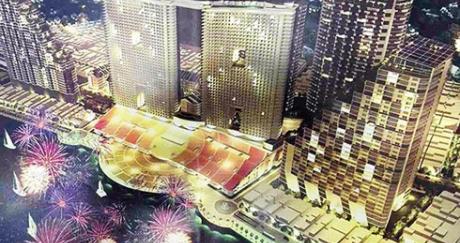 Lễ hội Pháo hoa Quốc tế Đà nẵng sẽ được tổ chức tại địa điểm mới hoành tráng hơn trong tương lai.