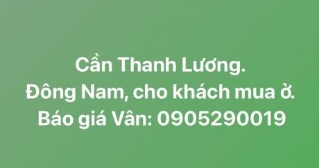 Chú ý: Nhu cầu mua khu Thanh Lương để ở, rất thiện chí.