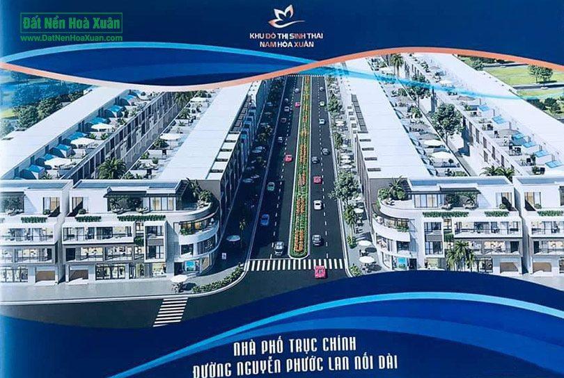 Shophouse Nguyễn Phước Lan tiếp tục rò rỉ phối cảnh sống sang như Tây. Shop-house-npl-noi-dai(3)